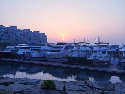 Dawn Boats