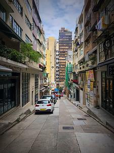 Sheung Wan Street