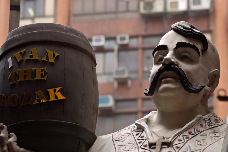 Ivan the Kozak, Hong Kong