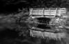 Brua ved utlaupet av Sagedammen (The Bridge)