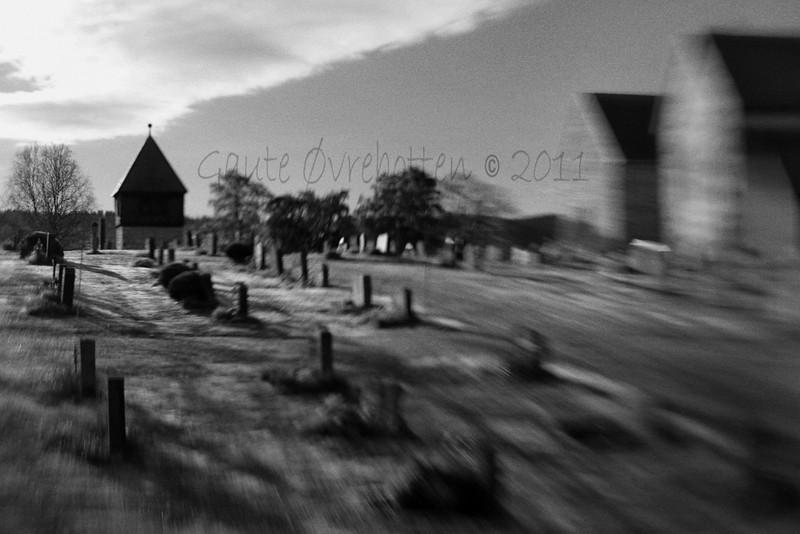 Søsterkirkene på Granavollen (The sister churches)