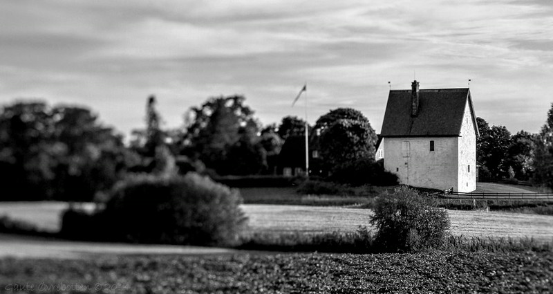 Steinhuset<br /> (Medieval stone building, non-sacral, rare to see outside towns)