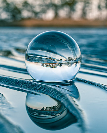 """""""Ripple Refracted Reflection"""""""