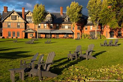 """""""Autumn Light On the Inn"""""""