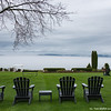 """View from Lawn of Shelburne Farms Inn,"" Shelburne Farms, Shelburne, Vermont"