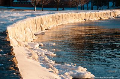 """""""Iced Wall"""""""
