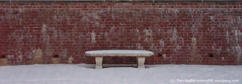 """""""Winter Bench"""""""