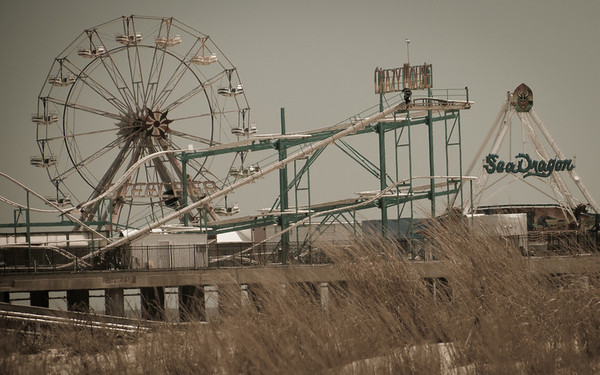 Steel Pier, Atlantic City, New Jersey