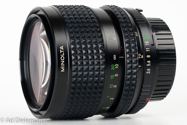 MD Zoom Rokkor 35-70/3.5 MD-II