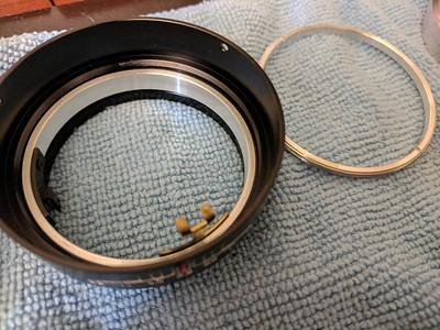 Aperture Control Ring