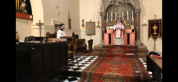 Mass Intercessions