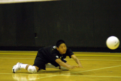 4/21/2004 - CVHS Volleyball Game