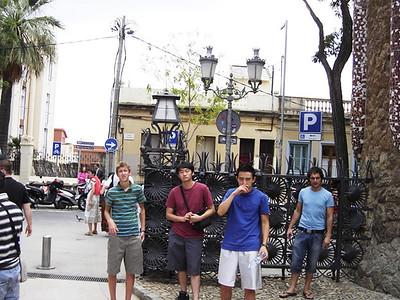Leo's Europe Trip - Barcelona, Spain