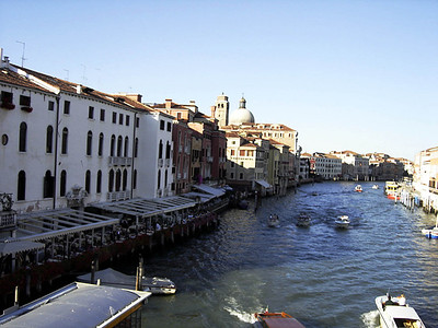 Leo's Europe Trip - Venice, Italy