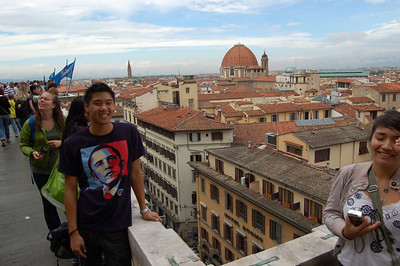 Abroad in Italy