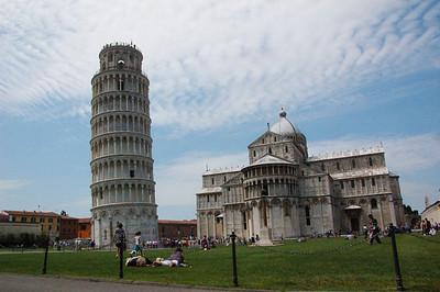 5/14/2011 - Pisa, Italy