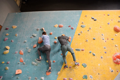 1/17/2016 - Indoor Rock climbing