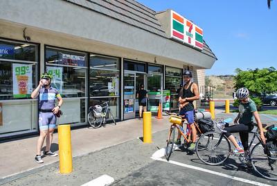 8/10/2017 - Leo's bike to Mexico trip