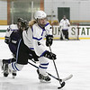 Leominster High School girls hockey played St. Peter-Marian on Saturday at the Wallace Civic Center at Fitchburg State University, Jan. 4, 2020. LHS's #2 Hanna Erickson. SENTINEL & ENTERPRISE/JOHN LOVE
