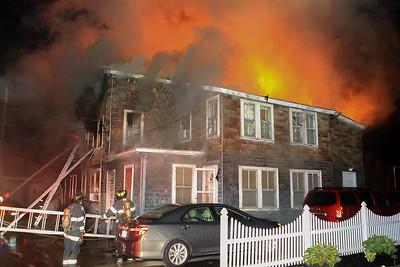 Leominster - 2 alarm fire - July 10 2018