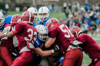 Leominster 49 Fitchburg 12; 2016 Thanksgiving Day Game