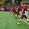 Action from the 49-12 Leominster victory over Fitchburg in the 2016 Thanksgiving Day game. SENTINEL & ENTERPRISE / Ashley Green