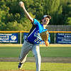Scott LaPrade photo - Leom pitcher Michael Anderson