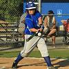 Photo Scott LaPrade - John Escabi gets a hit
