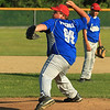 Photo Scott LaPrade - Pitcher for Leom American Jacob Paskell