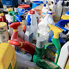 Leominster DPW yard had a hazardous waste collection day on Saturday from 9 a.m. to noon. This happens four times a year and is paid for by G.W. Shaws. Just some of the stuff dropped of during the collection day. SENTINEL & ENTERPRISE/JOHN LOVE