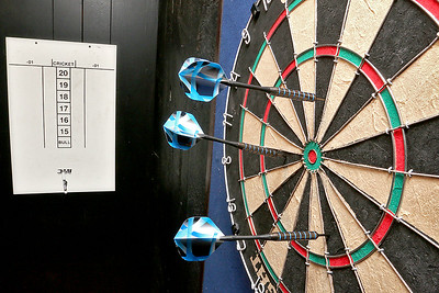 Leominster Darts