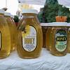 Monument Square Farmers Market in Leominster was held on Saturday, August 31, 2019. Some of the honey from Sholan Farms for sale at the market. SENTINEL & ENTERPRISE/JOHN LOVE