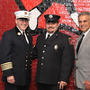 Ff Derek Ranno gets a Firefighter Recognition award for his off duty life saving CPR on a person.  The person had a heart attack at the wheel of his car.
