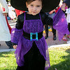 The annual Halloween parade was held in downtown Leominster on Saturday, Oct. 19, 2019. Isabelle girouard, 3, of Leominster was a witch for the event. SENTINEL & ENTERPRISE/JOHN LOVE