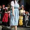 The annual Halloween parade was held in downtown Leominster on Saturday, Oct. 19, 2019. Tara Lappas was dressed as Dorothy from the Wizard of Oz for the event. SENTINEL & ENTERPRISE/JOHN LOVE
