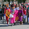 The annual Halloween parade was held in downtown Leominster on Saturday, Oct. 19, 2019. SENTINEL & ENTERPRISE/JOHN LOVE