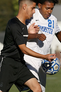 Leominster High School Soccer, Oct. 10, 2017