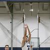 Leominster High School boys basketball played Groton Dunstable Regional High School on Friday night, Jan. 10, 2020 in Leominster. LHS's #11 Liam Connacher shots a free throw. SENTINEL & ENTERPRISE/JOHN LOVE