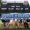 Leominster high School class of 2018 held their 148th commencement on Saturday, June 2, 2018. This group was smart to find some shade for the graduation.  SENTINEL & ENTERPRISE/JOHN LOVE