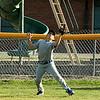 Center Fielder Tyler Witzgall makes the catch