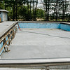 Pictured is the Leominster State Pool, where roughly $1 million in updates are being added in time for their June 24 season opening date. SENTINEL & ENTERPRISE / Ashley Green
