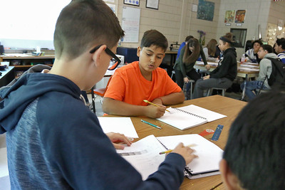 Leominster High School has two new students from Puerto Rico
