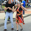 Erik and Carolyn Jarvi from Fitchburg dance away<br /> SENTINEL&ENTERPRISE/Scott LaPrade