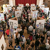 The Leominster Youth Art show was held at the Tata Auditorium in City Hall Thursday, March 5, 2020. All the schools in the district participated. It was packed house to see the show. SENTINEL & ENTERPRISE/JOHN LOVE
