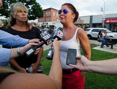 Leominster vigil held in memory of Vanessa Marcotte