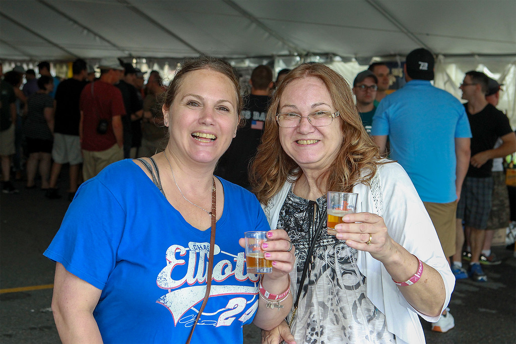 . Jennifer Donahue and her mother Gail Beauchemin from Leominster SENTINEL&ENTERPRISE/Scott LaPrade