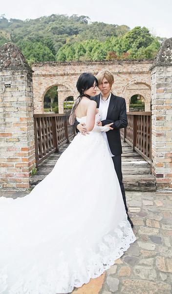 Leon Ada Wedding/ 懲罰