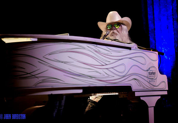 Leon Russell Live July 2015