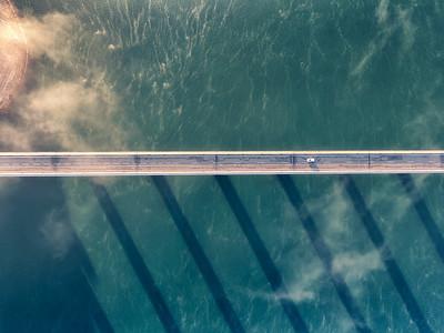 Aerial Bridge Riaño