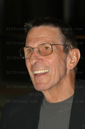 "Leonard Nimoy has attended his final ""Star Trek"" convention. 80-year-old actor, best-known for playing Mr. Spock in the original TV series that began in September 1966, formed four fingers into a V for Vulcan sign and the most famous phrase: ""Live long and prosper."""